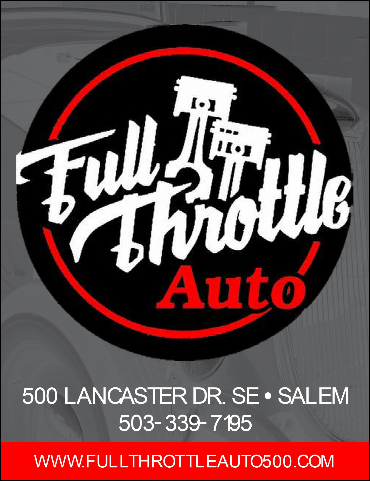 17Full Throttle Auto